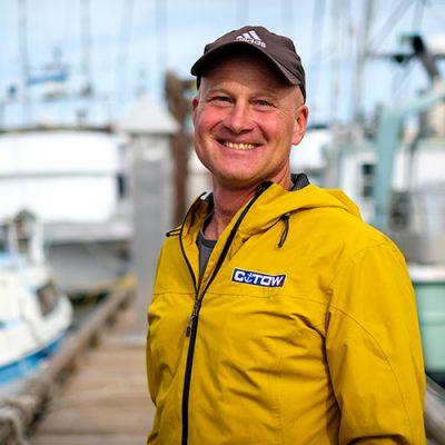 C-Tow Captain Jim Sepkowski