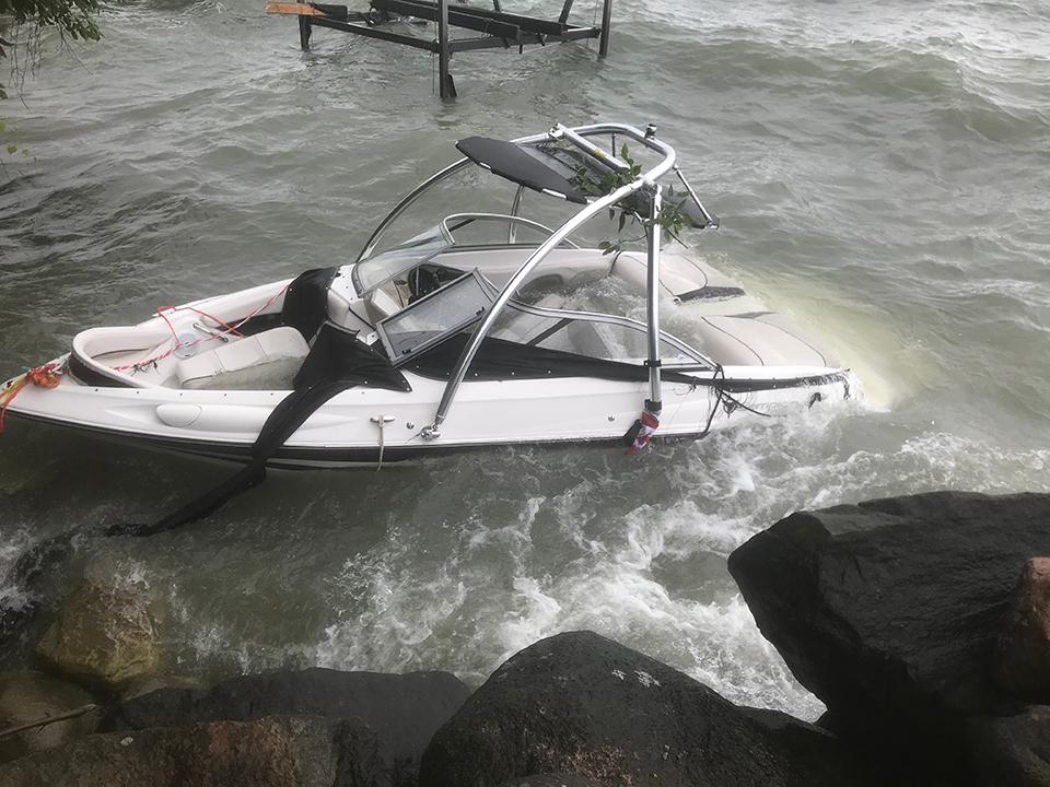 C-Tow marine salvage